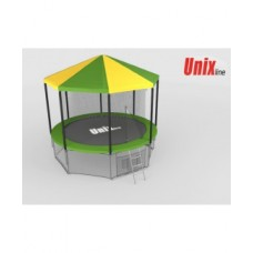 Крыша для батута Unix 8FT Inside (green)