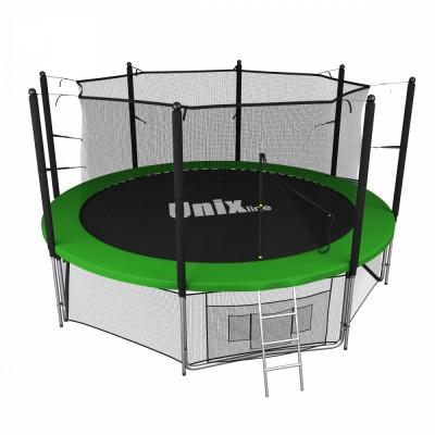 Батут Unix 10FT Inside (Green)