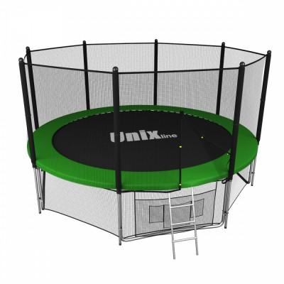 Батут Unix 10FT Outside (Green)
