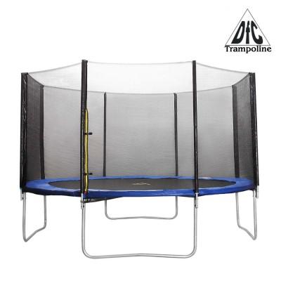 Батут DFC Trampoline Fitness 12FT