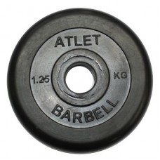 Диск для штанги MB Barbell Atlet - 26 мм - 1.25 кг