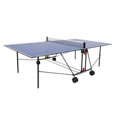 Теннисный стол Sunflex Optimal Indoor - синий