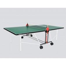 Теннисный стол Donic Indoor Roller Fun - зеленый
