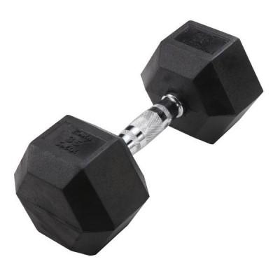 Гантель Body Solid гексагональная - 12,5 кг