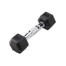 Гантель Body Solid гексагональная - 1 кг