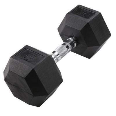 Гантель Body Solid гексагональная - 17,5 кг
