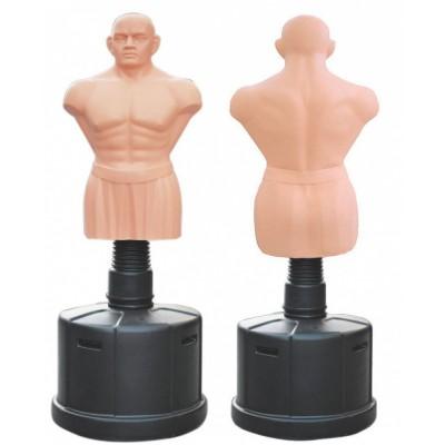 Боксерский манекен DFC Centurion Boxing Punching Man-Medium водоналивной - бежевый