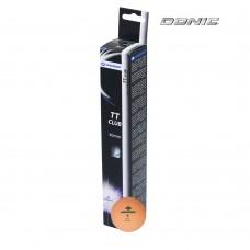 Мячи для настольного тенниса Donic 2T-CLUB - 6шт. - оранжевые