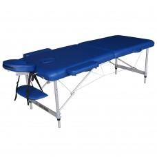 Массажный стол складной DFC Nirvana Elegant Luxe - синий