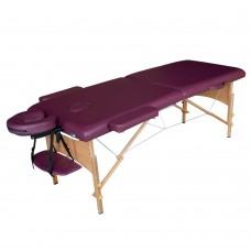 Массажный стол складной DFC Nirvana Relax - слива