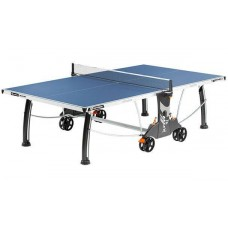 Всепогодный теннисный стол Cornilleau 400M Crossover Outdoor - синий