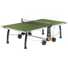 Всепогодный теннисный стол Cornilleau 300S Crossover Outdoor - зеленый