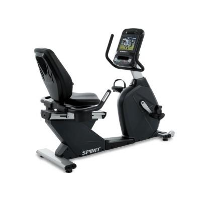 Профессиональный велотренажер Spirit Fitness CR900ENT